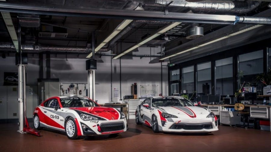 Strong Field Competed for Gazoo Racing Trophy