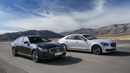 KIA Launches Second-Generation K900 Luxury Saloon in Select Markets