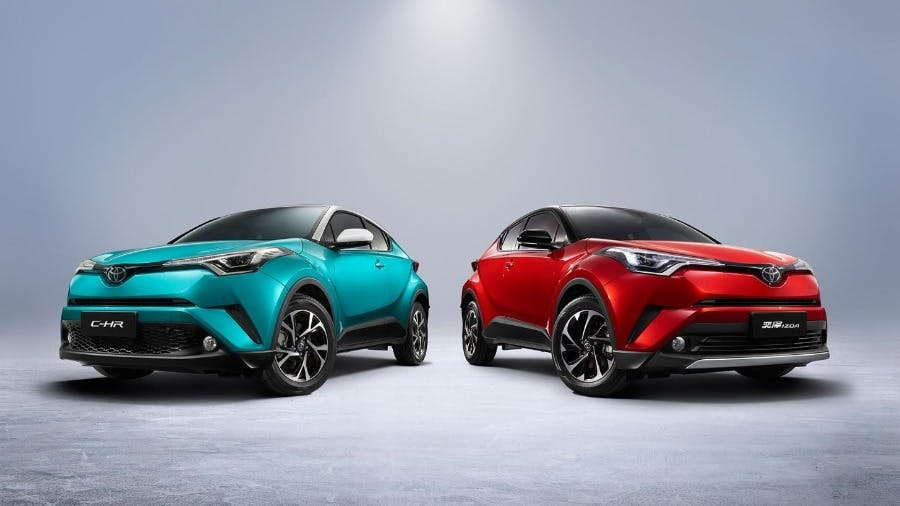 Toyota Announces New Electrified Vehicles at Beijing Motor Show