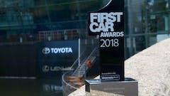 Toyota Safety Sense Picks Up First in FIRSTCAR Awards