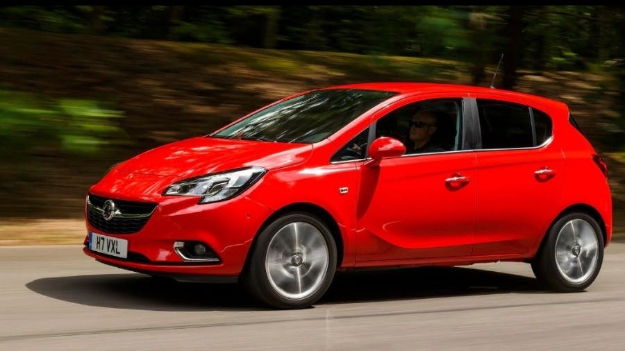 Corsa Marks 25 Years with 25 Facts