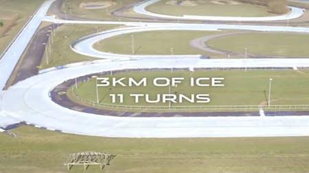 Jaguar Ice Track Challenge