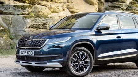 ŠKODA to the four! Kodiaq, Superb and Octavia share a quartet of awards as 2018 DieselCar and EcoCar Top 50 is revealed