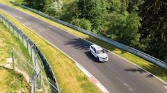 New ŠKODA KODIAQ RS Completes Record-Breaking Lap