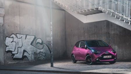 5 reasons why the 2018 Toyota Aygo is perfect for Millennials