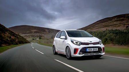 KIA Picanto GT-Line Gains More Elegance and Equipment Upgrades