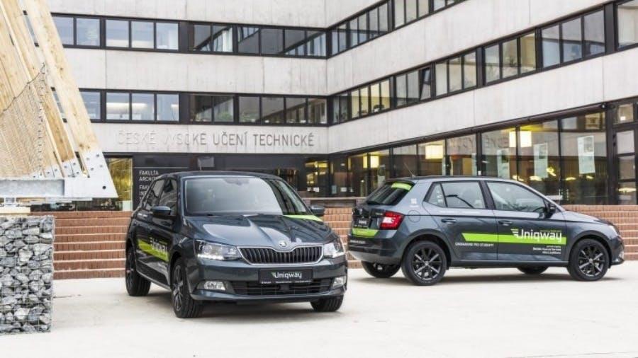 ŠKODA Auto Launches Car-Sharing Platform 'UNIQWAY'