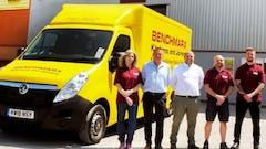 Vauxhall Supplies Benchmarx with New Van Fleet