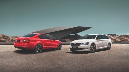 Sizzling ŠKODA deals set to turn up the heat for UK car buyers
