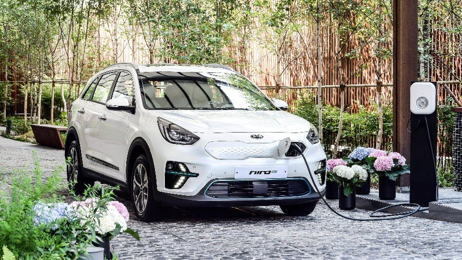 All-Electric KIA Niro On Sale in Korea