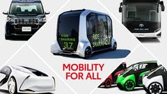 Latest Technology and Toyota Production System to Support Mobility at the Olympic and Paralympic Games Tokyo 2020