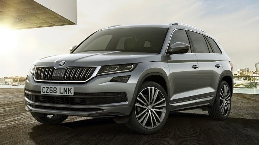 Comfort redefined - new range-topping Laurin & Klement model joins the award-winning KODIAQ range