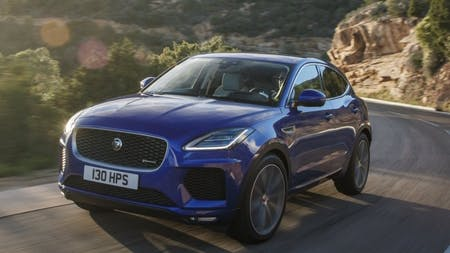 Jaguar E-PACE Now Even More Connected And Comfortable
