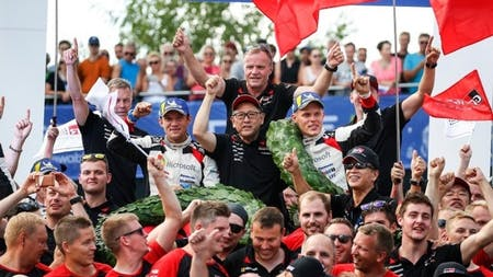 2018 Rally Finland in quotes