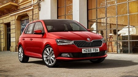 SKODA sets supermini standards once again as prices announced for updated FABIA range