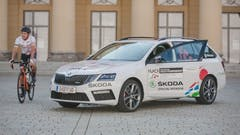 SKODA Auto is the Official Sponsor of the 2018 UCI Road World Championships