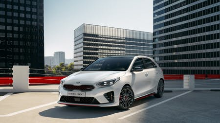 All New High Performance Ceed GT Unveiled