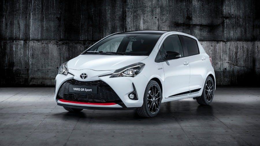 Toyota Yaris GR Sport World Debut