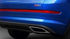 ŠKODA reveals further details of its new high-performance SUV