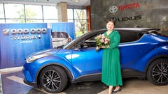 Toyota Reaches Two Million Hybrid Electric Vehicle Sales in Europe