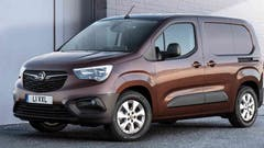 Combo Voted International Van of the Year 2019
