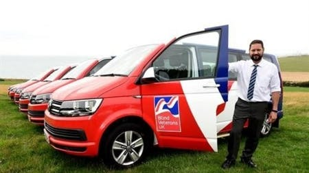 Volkswagen Commercial Vehicles gives Veterans a new lease of life.