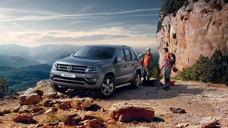 Volkswagen Amarok retains its pick-up crown in Towcar Of The Year Awards