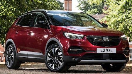 Vauxhall Grandland X Reaches 100,000th Order