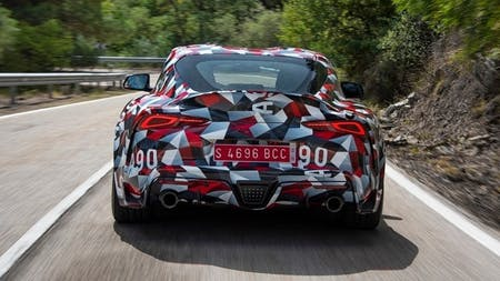 New Toyota Supra: The Early Reviews Are In