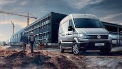 Volkswagen Crafter Receives Best Van Title
