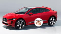 I-PACE Wins Double At The Sunday Times Motor Awards