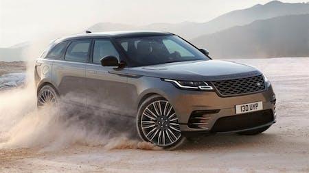Future Land Rover Models To Combat Car Sickness