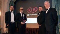 KIA Celebrates Automotive Global Awards and Scottish Car of the Year Awards Success