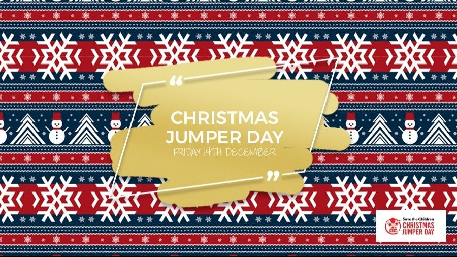 Christmas Jumper Day at Beadles Toyota
