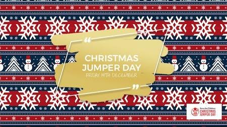 Christmas Jumper Day at Beadles Vauxhall