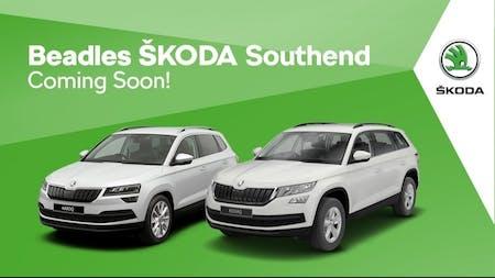 Beadles ŠKODA Southend - Coming Soon!
