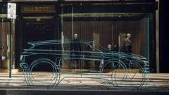 Art Installations Signal Countdown to World Premiere of the New Range Rover Evoque