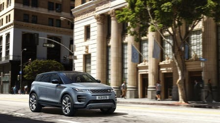Introducing The New Range Rover Evoque - The Luxury SUV For The City And Beyond
