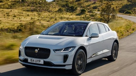 I-PACE Named BBC TopGear Magazine EV Of The Year