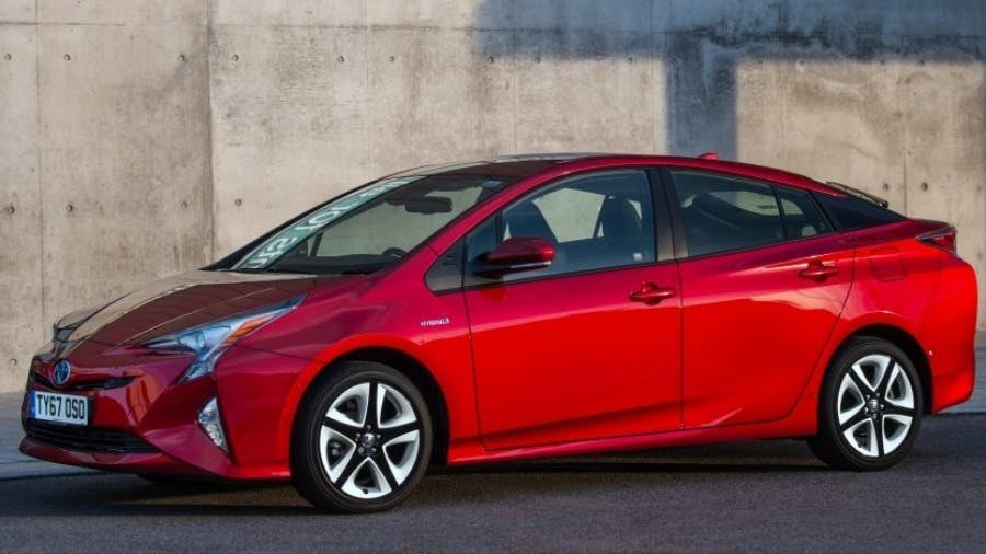 Double Success For Self-Charging Hybrids