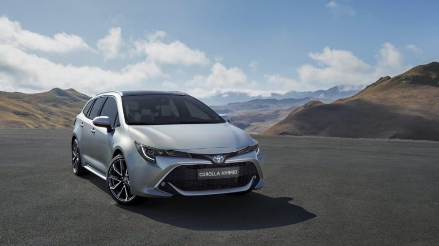 The All New Corolla Saloon Revealed