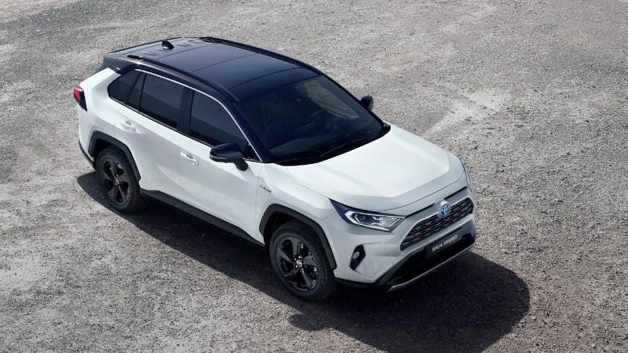 Prices and Specification for the All New, All Hybrid RAV 4