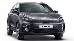 KIA confirms European homologated range for all-electric e-Niro