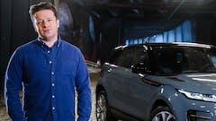 Jamie Oliver Spices Up London's Brick Lane In The New Range Rover Evoque
