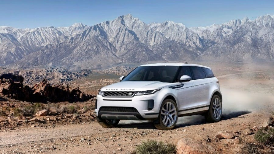 Register Your Attendance At The Beadles Range Rover Evoque Tour