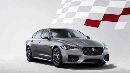 Jaguar XF and XF Sportbrake Gain Chequered Flag Special Editions