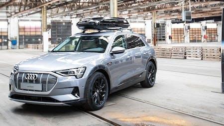 Audi colleagues experience the future!