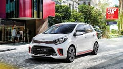 Kia Picanto, Available At Beadles Kia Wins Used Car of the Year At the Firstcar Awards