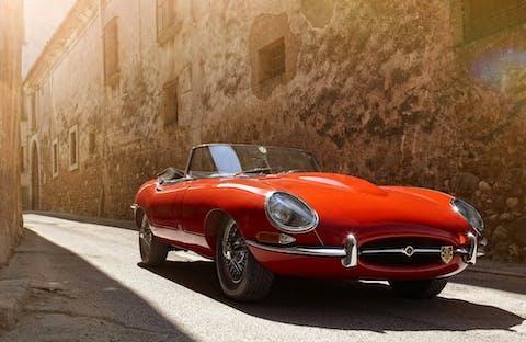 Jaguar Classic Parts