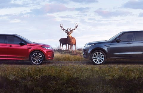 We Want Your Land Rover!